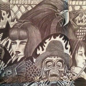 Prisoner Art (1) by Unknown
