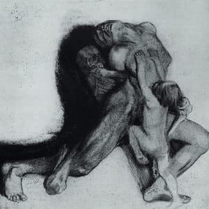 Tod und Frau (Death and the Woman) by Käthe Kollwitz