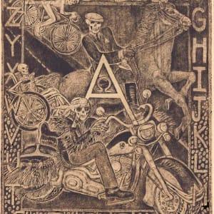 The Alphabet, Riders of the Apocalypse (39) by Rebecca Gray Smith