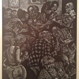 Dance of Death (17) by Fritz Eichenberg