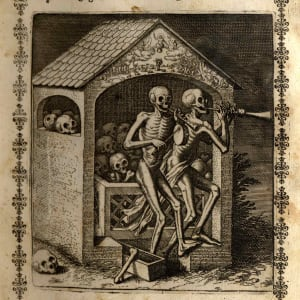 Todten-Tanz: Part I (41) by Matthew Merian