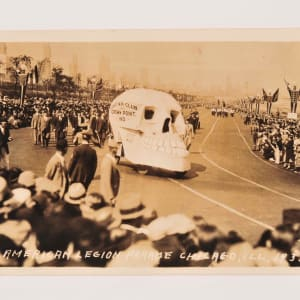 American Legion Parade, Chicago, IL by Unknown