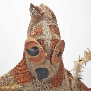 Papua, New Guinea, Spirit Costume by Unknown