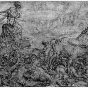 The Triumph of Death by Marinus van Reymerswaele