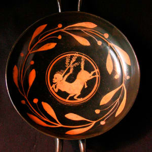 Stem-less Kylix Cup from Greece, South Italy Apulia by Unknown