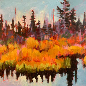 Enchanted Land by Holly Friesen