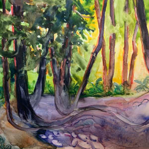 Forest Dreaming by Holly Friesen