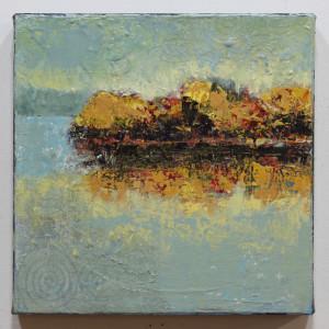 Autumn Island by Holly Friesen