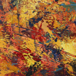 Landscape in Motion by Holly Friesen
