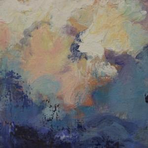 Un Peu Perdue dans les Nuages by Holly Friesen