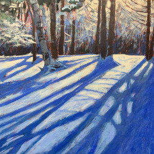 Blue Sunday by Holly Friesen