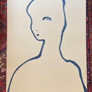 Cardstock Girl by Rosie Winstead