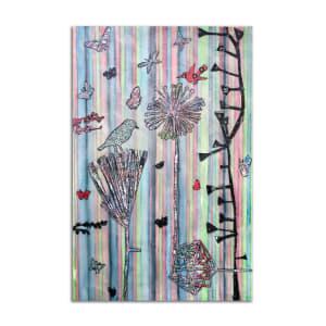 Anthropologie Flora by Kat Allie