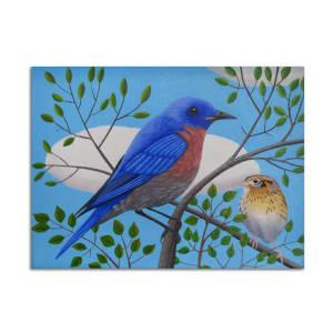 Birds by Jane Troup