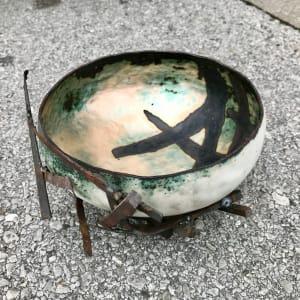 Cradled Bowl by Lillian Fitzpatrick X Daren Fitzpatrick
