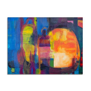 Orange Crush II by Stephanie Cramer