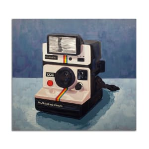 Polaroid by Jared Gillett