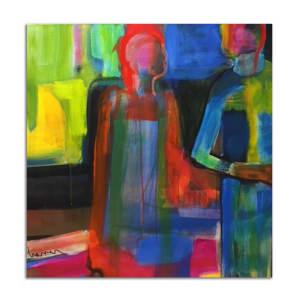 Window Seat by Stephanie Cramer
