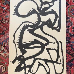 Ink #1 by Rosie Winstead