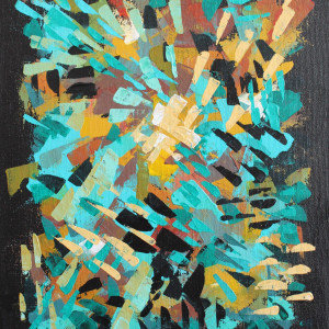 Darts by Sonya Kleshik