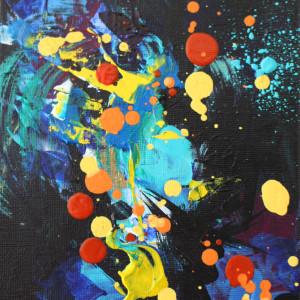 Cosmic Order (Pair) by Sonya Kleshik