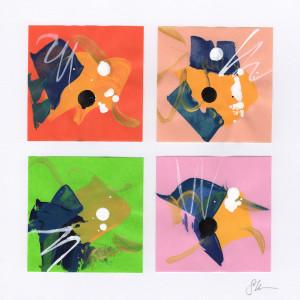 Origami Abstract 36 by Sonya Kleshik
