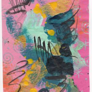 Thinker by Sonya Kleshik