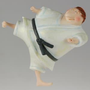 Karate by Ima Naroditskaya