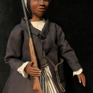 Harriet Tubman by Floyd Bell