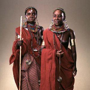 Maasai Mothers by Jodi and Richard Creager