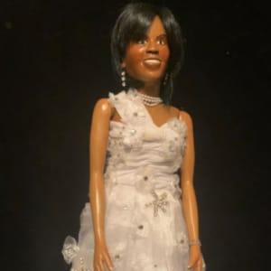 Michelle Obama   OOAK by Floyd Bell