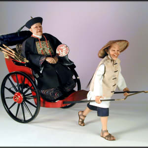 Rickshaw by Jodi and Richard Creager