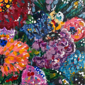Glamorous Flowers for a Monday by Beth Murray