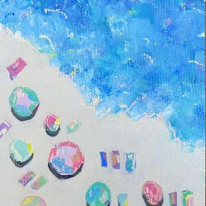 Roll Away Tide by Beth Murray