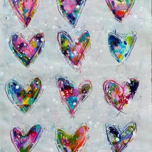 Happy Baby Hearts by Beth Murray