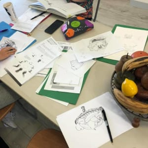 Drawing  for Beginners by Workshops 2021 Completed