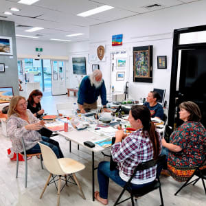 TGIF Social Art Group by Workshops 2021 Completed