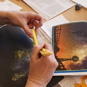 Pastel Drawing Workshop by Workshops 2021 Completed