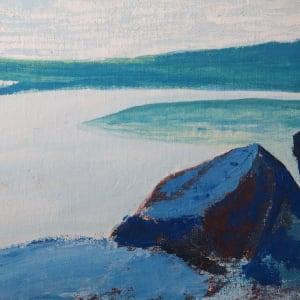 san diego blue by Paige Zirkler
