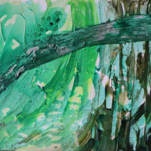 road to hana, series l, no. 5 by Paige Zirkler