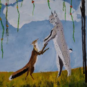 Fox and Lynx