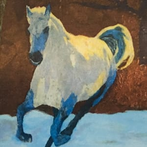 Winter Run by Susan Soffer Cohn