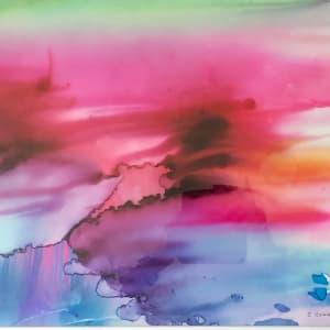 Surprise Sunrise Diptych by Susan Soffer Cohn