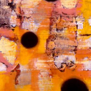 Untitled (Orange) by Lee Clarke