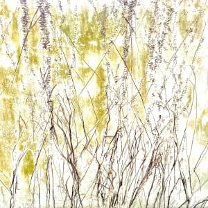 Sans Souci 4 (Leaves of Grass) by Michael Endicott