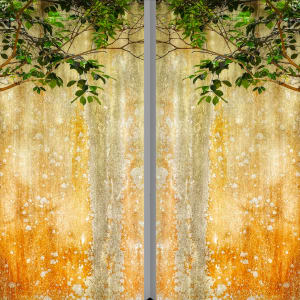 Ambition (I am With You ) Diptych CE by Michael Endicott