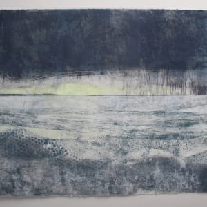 Blowing the Cobwebs Away (Blue) by Ruth Ander