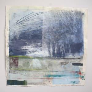 Estuary Snowstorm v.1 by Ruth Ander