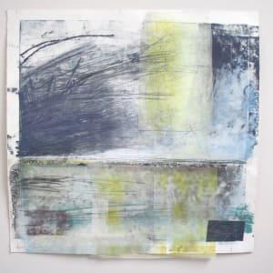 Estuary Snowstorm v.2 by Ruth Ander