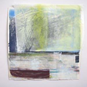 Estuary Snowstorm v.3 by Ruth Ander